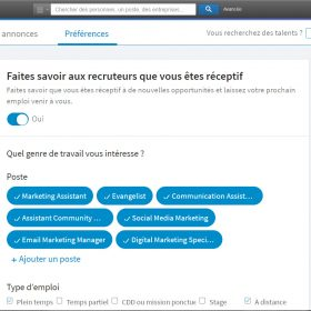 linkedin-preferences-emploi-confidentiel