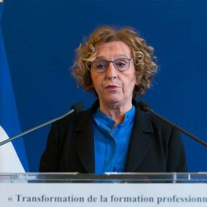 la-reforme-de-la-formation-professionnelle-Muriel-Penicaud